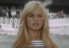 Brigitte Bardot   You are a strong person with a natural born sass! You want what you want and hope no one falls behind. You get easily bothered when things don't go your way, which makes some people annoyed. You need to learn to loosen up a little and appreciate the small things in life.