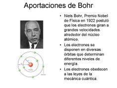 Proceso histórico del desarrollo del modelo atómico: aportaciones  de Thomson, Rutherford y Bohr; alcances y limitaciones de los  modelos