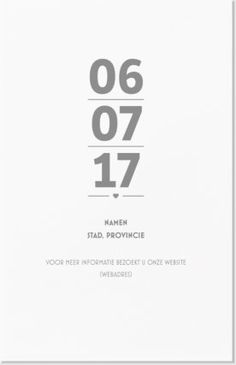 Save-the-date, Save-the-date ontwerpen, gepersonaliseerde Save-the-date | Vistaprint