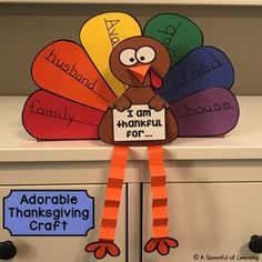 Coffee filter turkeys Thanksgiving Craft for childrenThese coffee filter turkeys are so cute! Are you planning fun Thanksgiving crafts for kids? Then you want to add this turkey craft to your plans. Thanksgiving Preschool, Thanksgiving Crafts For Kids, Thanksgiving Turkey, Thanksgiving Cards, Thanksgiving Decorations, Diy Party Crafts, Craft Party, Baby Dekor, November Crafts