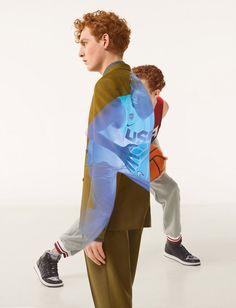Jean-Yves Lemoigne for Black Rainbow X Nike