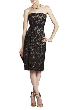 20f376152bf2 Alexandra Strapless Dress With Side-Drape | BCBG Bcbg Dresses, Bcbgmaxazria  Dresses, Black