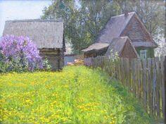 Филиппов Владимир. Цветут одуванчики