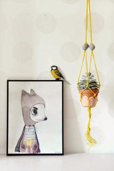 Zomooi blog: Cute superhero posters from Mrs Mighetto #print