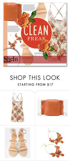 """SheIn 8/10"" by azra10 ❤ liked on Polyvore"