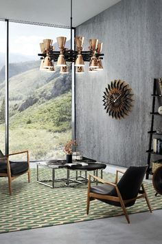 Perfect Midcentury Living Room Design. See more home design ideas here: http://www.homedesignideas.eu//