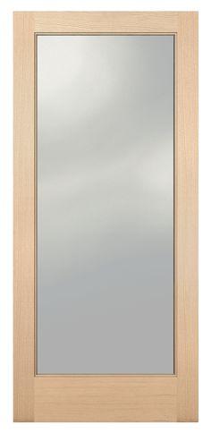 Authentic Wood Glass Panel Exterior Door | JELD-WEN Windows & Doors