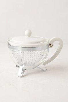 Bodum Chambord Teapot - anthropologie.com