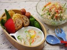 とりささみ缶で塩レモンの春雨サラダ|レシピブログ
