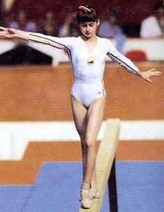 See the source image Gymnastics History, Nadia Comaneci, Wetsuit, Running, Lady, Swimwear, Sports, Image, Beautiful