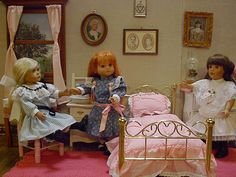 Gallery of Dolls - The Dollies Dressmaker