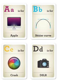 Design Nerds Flash Cards For Kids 5