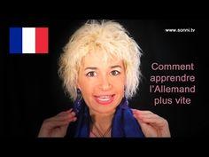 "Comment apprendre l'Allemand plus vite (Sonja ""Sonni"" Hubmann) - YouTube"