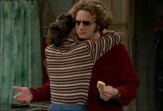 Jackie and Hyde Movies Showing, Movies And Tv Shows, Steven Hyde, Thats 70 Show, Hyde That 70s Show, Eric Forman, Wisconsin, 70s Aesthetic, Mila Kunis
