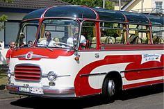 Kässbohrer Setra S9 coach, built between 1959 and 1967