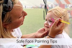 safe face paint for toddlers | Safe Face Painting Tips: Skin Safety Tips for Kids