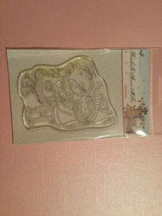 Clear Stamp By Stampavie Rachelle Anne Miller Lilly & Milo Rubber Stamp