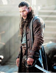Charles Vane in Black Sails,