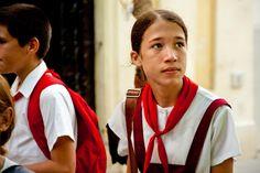 Cuba..YOUNG FACES