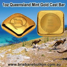 Enjoy the beauty of pure gold in its most traditional form, and shop Australia's best value 1 oz Queensland Mint Gold Cast Bar online at Brisbane Bullion. For more details, visit: https://brisbanebullion.com.au/1-oz-queensland-mint-gold-cast-bar #QueenslandMint #QueenslandGold #GoldBar #GoldCoins #BrisbaneBullion #GoldBullion #PerthMint #AustralianBullions #BestGoldSilverDealer #Brisbane #Gold #GoldDealer #BrisbaneGoldCoins #BrisbaneDealer #BrisbaneLocalDealer #OnlineStore