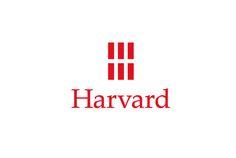 Harvard University Press by Chermayeff & Geismar & Haviv, via Behance