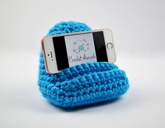 FREE Crochet Mobile Phone Holder Pattern – Crochet Arcade