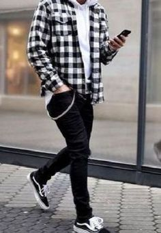 156 elegant casual men outfits ideas with jeans for any season – page 1 Best Casual Outfits, Stylish Mens Outfits, Dope Outfits, Mens Fall Outfits, Hipster Outfits Men, Men Hipster, Men's Outfits, Vans Outfit Men, Hoodie Outfit