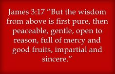 Here are some great Bible verses to study about the topics of wisdom and discernment.