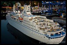 LEGO cruise ship | Lego | Pinterest | Cruise Ships, Cruises and Lego