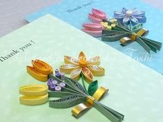 Toshi's Quilling ♪