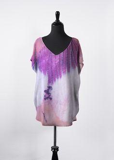 VIDA Design Studio Vida Design, Night Looks, Ten, V Neck Tops, Tie Dye, Skinny Jeans, Silhouette, Shopping, Beautiful
