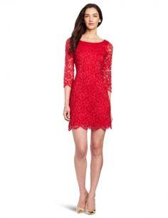 a3cd6994a753d Nine West Dresses Women s 3 4-Sleeve Lace Sheath Dress Lace Sheath Dress