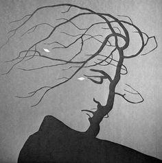 Imagini pentru eminescu poezii imagini Kirigami, Digital Image, Paper Cutting, Moose Art, Graphic Design, Drawings, Illustration, Animals, Moldova