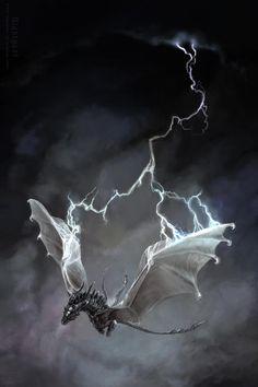 Thunderwing by Nightpark.deviantart.com on @DeviantArt