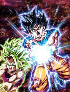 Goku y Kefla
