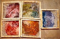Five Scrap Boxe