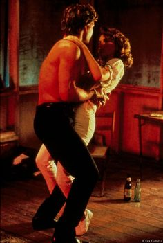 Patrick Swayze and Jennifer Grey ~ Dirty Dancing (1987)