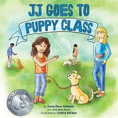 Bedtime Story Suggestion: JJ Goes To Puppy Class   My Active Child