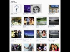 20141109 How to... Rearrange your FaceBook photo albums - YouTube