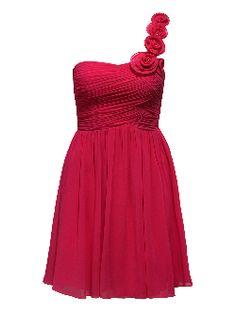 Jane Norman Flower One Shoulder Dress £55.00