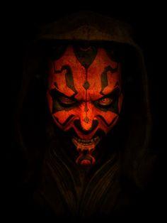Star Wars Fan Art, Star Wars Love, Star Wars Sith, Darth Maul Tattoo, Amour Star Wars, Images Star Wars, Skull Sketch, Star Wars Tattoo, Star Wars Wallpaper