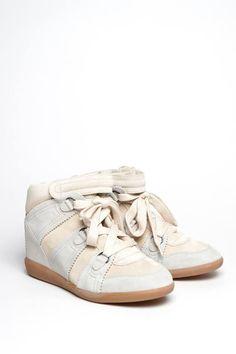 Bluebel Sneaker - Chalk