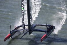 TAG HEUER CELEBRATES AMERICA'S CUP SAILING PARTNERS