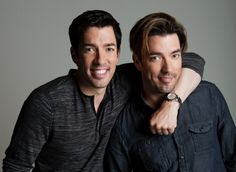 """Twin brothers Jonathan and Drew Scott are the stars of HGTV's top shows, including """"Property Brothers,"""" """"Brother vs Brother,"""" """"Buying & Selling"""" and """"Property Brothers at Home."""" Submit questions now and join us Thurs. at 11 a.m. EST."""