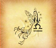 An idea for a tattoo! Butterfly and libra...coming soon...