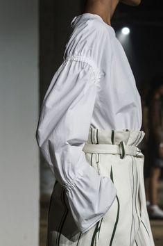 3.1 Phillip Lim at New York Fashion Week Spring 2017 - Details Runway Photos