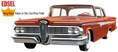 Plan59 :: Classic Car Art :: Vintage Ads :: 1959 Edsel Ranger