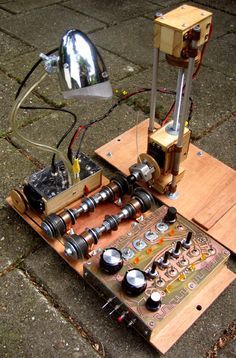circuit bending and home made synths - Google Search