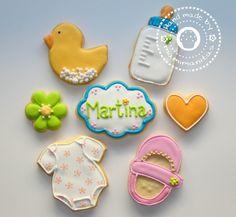 Baby #cookies  Galletas Martina