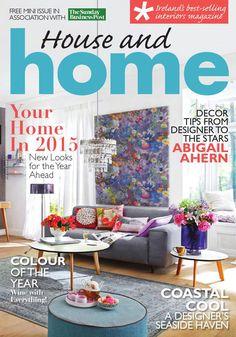 House & Home Magazine - July 2015